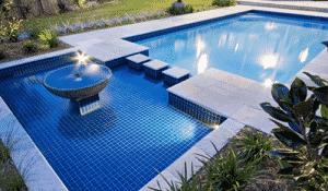 building a concrete pool