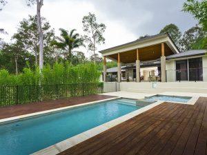 Water Saving tips for a small backyard swimming pool