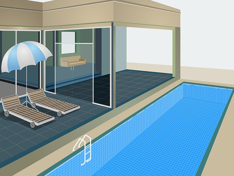 What is the right concrete pool size for you? - Eco Pool Builder Brisbane