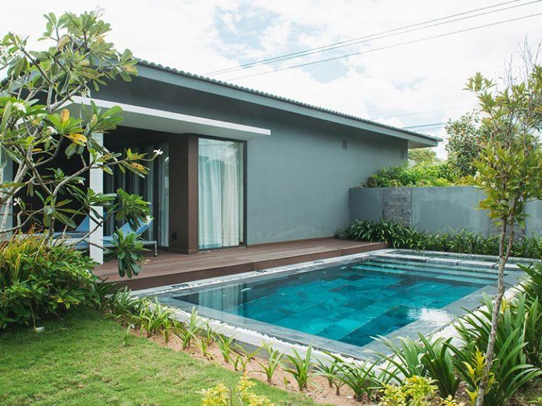 Swimming Pool Design sample