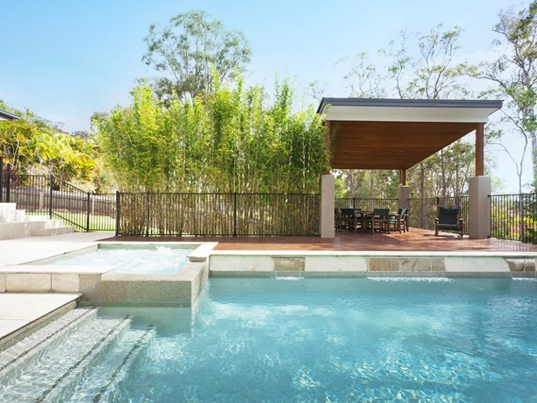 Different Types of Concrete Pool Finishes